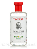 Witch Hazel Toner with Aloe Vera, Original (Alcohol Free) - 12 fl. oz (355 ml)