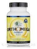Orthomega 820 - 60 Soft Gel Capsules