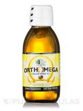 Orthomega Liquid Fish Oil, Natural Mango Flavor - 5.07 oz (150 ml)