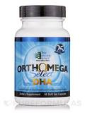 Orthomega Select DHA 60 Soft Gel Capsules