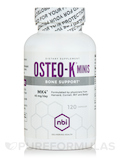 Osteo-K Minis™ - 120 Vegetarian Capsules