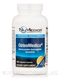 OsteoMedica® - 120 Vegetable Capsules