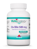 Ox Bile 500 mg - 100 Vegicaps