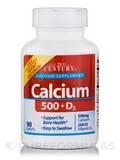Calcium 500 mg + D3 - 90 Caplets