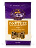 P-Nuttier® Oven-Baked Dog Biscuits, Mini Bones - 20 oz (567 Grams)