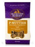 P-Nuttier® Oven-Baked Dog Biscuits, Mini Bones - 20 oz (567 Grams)