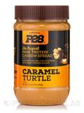 P28 High Protein Caramel Turtle Spread - 16 oz (453 Grams)
