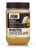 P28 High Protein White Chocolate Peanut Spread - 16 oz (453 Grams)
