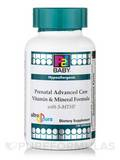 P2i Baby™ Prenatal Advanced Care Vitamin & Mineral Formula with 5-MTHF - Hypoallergenic - 120 Capsul