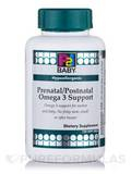 P2i Baby™ Prenatal/Postnatal Omega 3 Support - Hypoallergenic - 120 Softgels