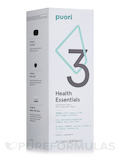 P3 - Health Essentials (O3 Fish Oil, M3 Magnesium and Vitamin D3) - 30 Daily Servings