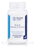P-5-P 50 mg (Pyridoxal 5'-Phosphate) - 100 Vegetarian Capsules