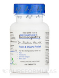 Pain & Injury Relief - 100 Tablets