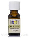 Palmarosa Essential Oil (cymbopogon martini) 0.5 fl. oz