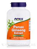 Panax Ginseng 500 mg - 250 Capsules