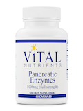 Pancreatic Enzymes (full strength) 500 mg - 90 Capsules