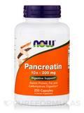 Pancreatin 4X - 500 mg 250 Capsules