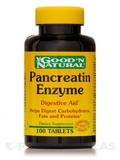 Pancreatin Enzyme - 100 Tablets