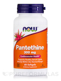 Pantethine 300 mg - 60 Softgels