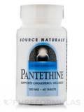 Pantethine 300 mg - 60 Tablets