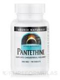 Pantethine 300 mg - 90 Tablets