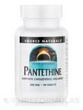 Pantethine 300 mg - 90 Tablets
