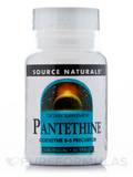 Pantethine Co B-5 Sublingual 25 mg - 60 Tablets