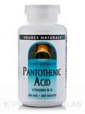 Pantothenic Acid 250 mg 250 Tablets