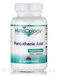Pantothenic Acid - 90 Vegetarian Capsules