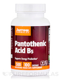 Pantothenic Acid B5 500 mg 100 Capsules