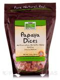 Papaya Dices 16 oz (454 Grams)