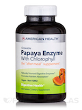 Papaya Enzyme with Chlorophyll - 600 Chewable Tablets