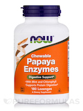 Papaya Enzymes (Chewable) 180 Lozenges