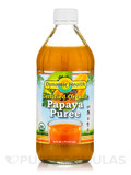 Papaya Puree, Certified Organic - 16 fl. oz (473 ml)