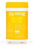 Pasture-Raised, Grass-Fed Collagen Peptides, Vanilla & Coconut Water - 10.4 oz (294 Grams)