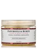 Patchouli & Buriti Hand & Body Scrub - 12 oz (340 Grams)