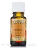Patchouli Pure Essential Oil - 0.5 oz (15 ml)