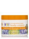 Patchouli/Sweet Orange Aromatherapy Body Cream - 8 fl. oz