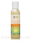 Patchouli/Sweet Orange Aromatherapy Massage Cream 4 fl. oz (118 ml)