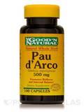 Pau d' Arco 500 mg 100 Capsules