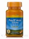Pau D' Arco 510 mg - 60 Capsules