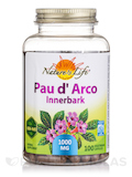 Pau D Arco Innerbark - 100 Vegetarian Capsules