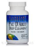 Pau D'Arco Deep Cleansing 756 mg 150 Tablets