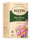 Pau d'Arco Herbal Supplement - 24 Tea Bags