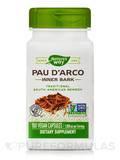 Pau d'Arco Inner Bark 545 mg - 100 Capsules