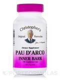 Pau D'Arco Inner Bark 100 Vegetarian Capsules