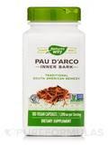 Pau d'Arco Inner Bark - 180 Capsules