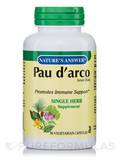 Pau D'Arco Inner Bark 90 Vegetable Capsules