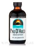 Pau D'Arco Liquid Extract 8 oz