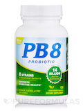 PB 8® Vegetarian Probiotic Supplement - 120 Vegetarian Capsules